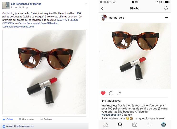 Alain Afflelou Influenceur Mobile Marketing Solution